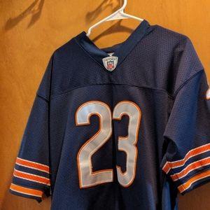 Devin Hester Chicago Bears football jersey